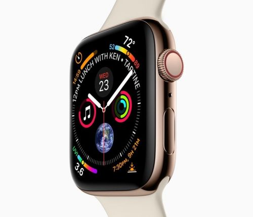 Apple Leaks New Apple Watch Sizes Coming in 40mm and 44mm