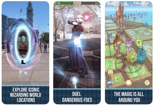 Augmented Reality Game 'Harry Potter: Wizards Unite' Launches Early on iOS App Store