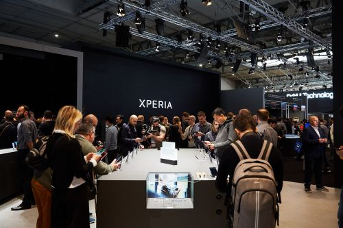 Get hands-on with the Xperia 1, Xperia 10 and Xperia 10 Plus