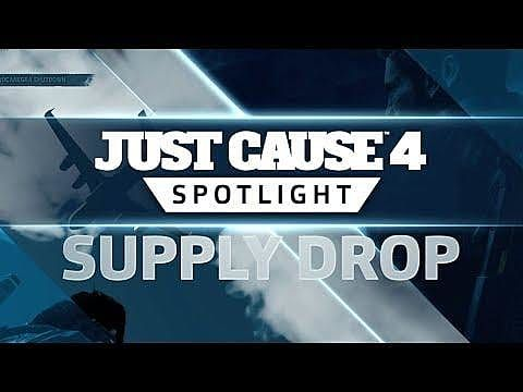 Just Cause 4 Supply Drops Contain Massive Collection Of Vehicles, Weapons, And Other Items