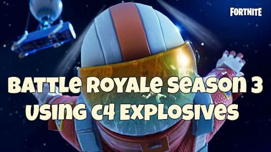 How to Use C4 Remote Explosives in Fortnite