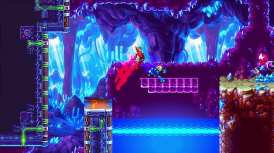Action Platformer 30XX Confirmed to Launch Next Month in Early Access
