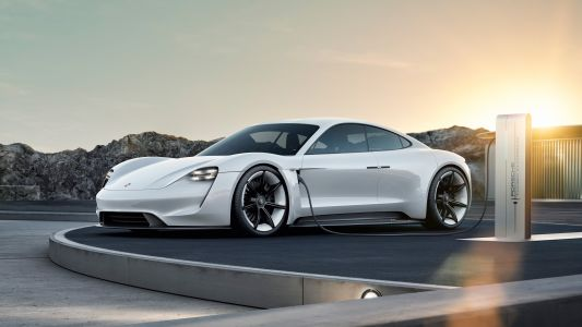 Buy a new Porsche Taycan and get unlimited charging through the US