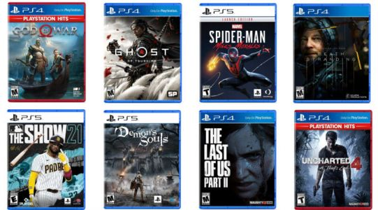 """Sony's """"Days of Play"""" sale discounts a bunch of PS4 and PS5 exclusives"""