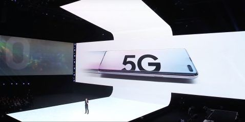 IDC: 5G phones will grow from 0.5% market share in 2019 to 26% in 2023