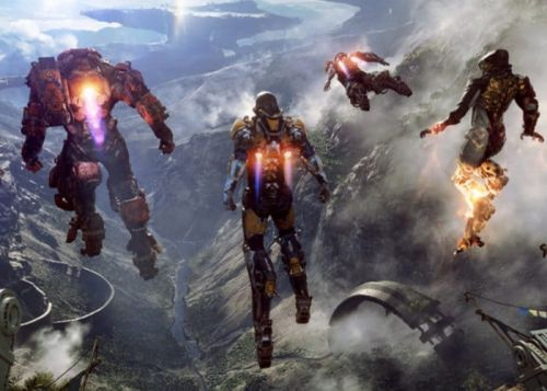 Anthem E3 2018 Cinematic Trailer