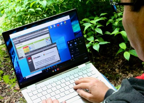 Parallels Desktop Brings Fully-Featured Windows OS To Chromebook