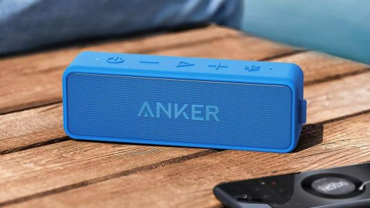 Add The Anker Soundcore 2 Bluetooth Speaker To Your Desk For $28