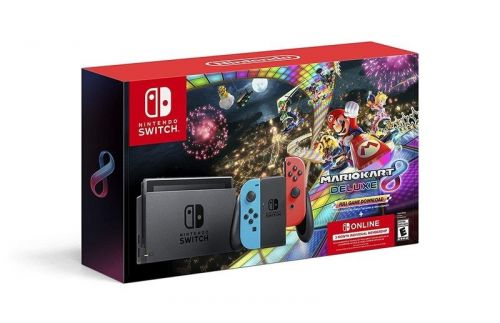 Nintendo Switch is back in stock for its normal $299 price!