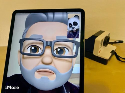 Your FaceTime game is on point with real-time Memoji and more!