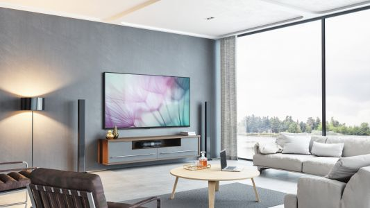 Sharp's new TV-Monitor is a ridiculous 70-inch 8K monster