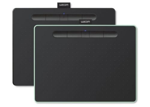 New Wacom Intuos Tablets Offer 4,096 Levels Of Pressure From $79