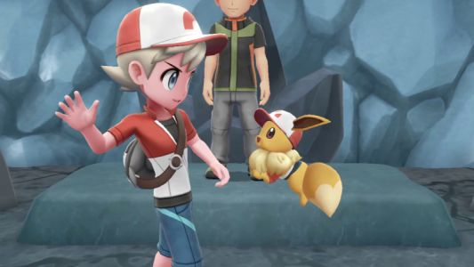 Pokemon Let's Go: Well, I guess my adult ass is going to collect them all