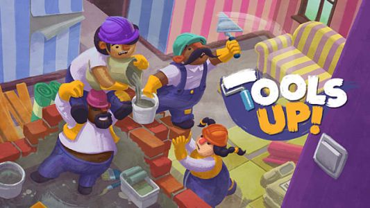 Tools Up Review: Extreme Makeover Overcooked Edition