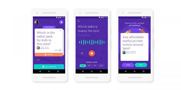 Neighbourly, Google's Indian Q&A app, is shutting down on May 12