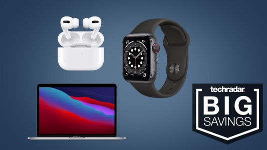 Big Apple sale: deals on iPads, AirPods, Apple Watch, and the MacBook Pro M1