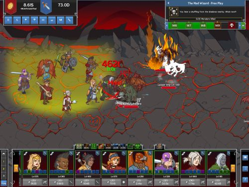 'Idle Champions of the Forgotten Realms' Review - The Deepest Clicker Ever