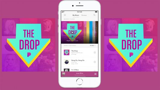 Pandora's latest feature takes a page from Spotify's playbook