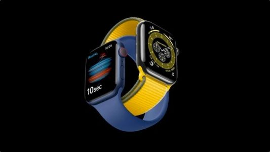 Apple Watch Series 7 said to focus on longer battery life