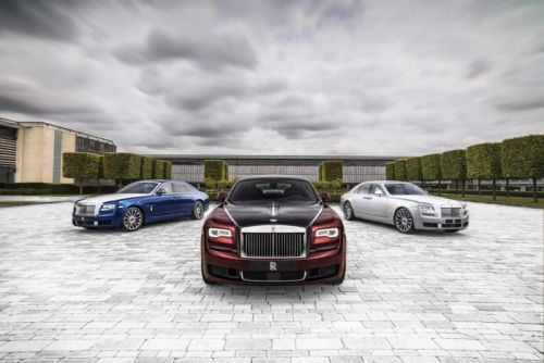 Rolls Royce Ghost Zenith Collectors Edition unveiled