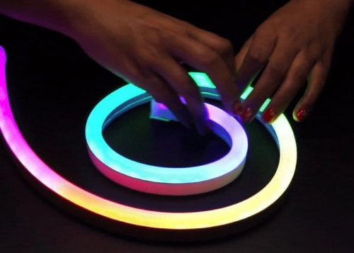 NeoPixel RGB Neon-like LED Flex Strip