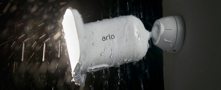 Arlo Pro 3 Floodlight Camera update adds support for Apple's HomeKit