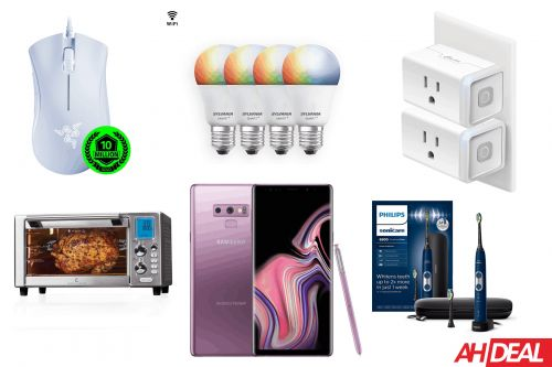 Electronics Deals - August 7, 2020: Sony, Samsung & More