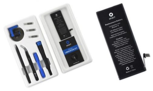 IFixit Reduces iPhone Battery Replacement Kits To $29