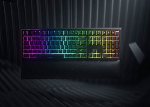 New Razer Ornata V2 gaming keyboard features hybrid switch