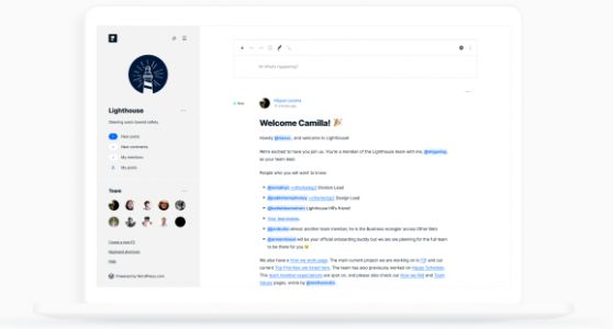 Automattic launches P2, a WordPress-powered collaboration tool for remote teams