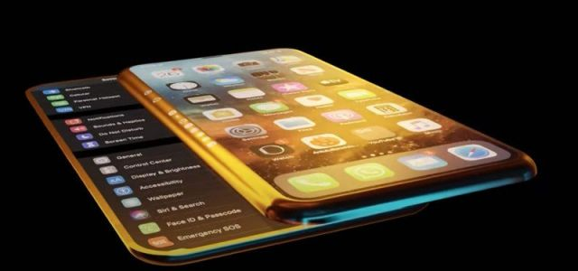 This iPhone 13 concept imagines a sliding iPhone and it looks stunning