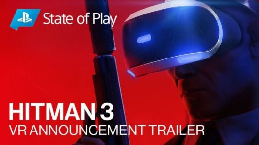 Hitman 3 PlayStation VR arrives January 2021