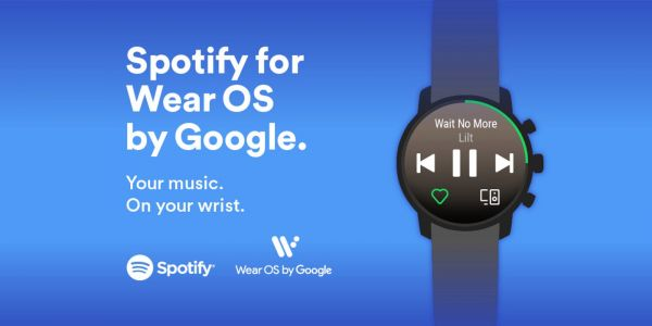 Spotify debuts new Wear OS app w/ Connect integration, music controls