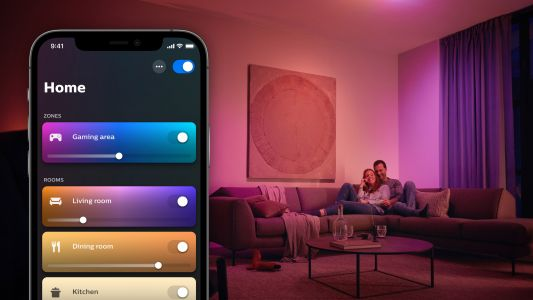 Philips Hue app update improves using smart lights for home security