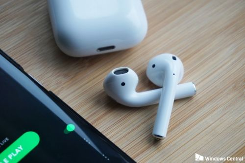 Yes, you can use AirPods with your Windows 10 PC