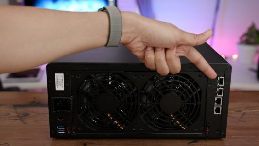 Final Cut Pro X: Revisiting the Synology NAS, this time with 10GbE