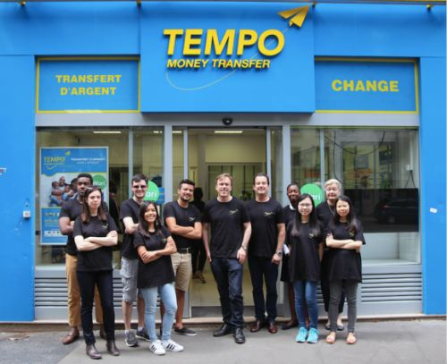 Tempo lets you exchange cryptocurrency via app, debit card, and over 105,000 locations