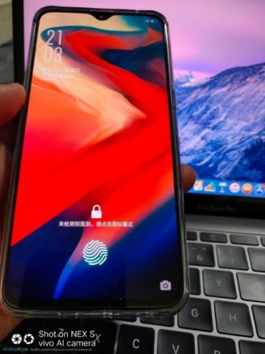 New OnePlus 6T Photos Leaked Ahead Of Official Announcement