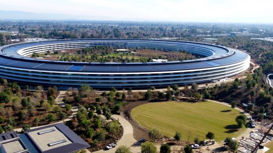 Latest Apple Park drone footage shows landscaping & final touches starting to take shape