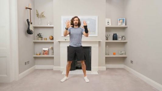 Here's how to watch PE with Joe Wicks right now - Friday 3 April