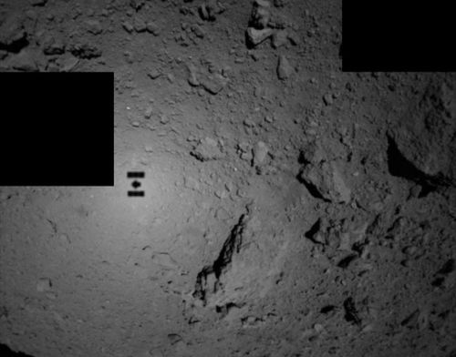 Japan has attempted to land two tiny rovers on a distant asteroid