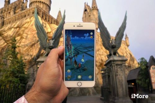 Does Harry Potter: Wizards Unite have Adventure Sync?