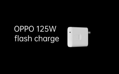 Oppo announces its 125W Flash Charge for smartphones