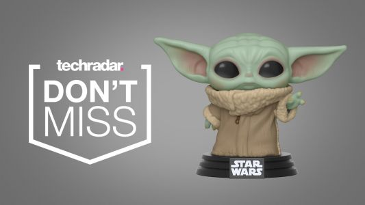 Pre-order the Baby Yoda Funko Pop for just $8 today