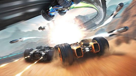 Grip: Combat Racing, A Generous Throwback with a Lack of Style