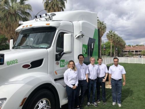 U.S. Postal Service Testing Self-Driving Trucks For Mail Delivery