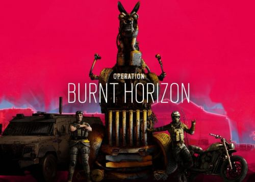 Rainbow Six Siege Burnt Horizon Operators - Gridlock and Mozzie unveiled