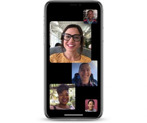 Apple Seeds First Beta of iOS 12.1 to Public Beta Testers With Group FaceTime