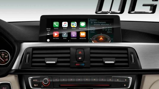 BMW nickel and diming owners with subscription based CarPlay for $80/year