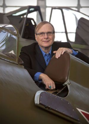 Paul Allen-Microsoft co-founder, Seahawks owner, and space pioneer-dies at 64